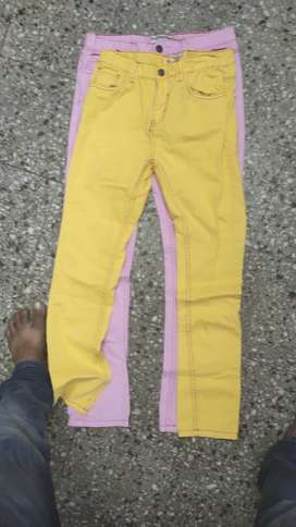 Jeans cargo jogger's shorts