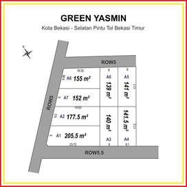 Tanah Area Dukuh Zamrud, Fasilitas Publik Lengkap: Potongan 25%