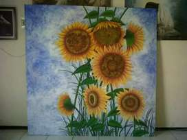 Lukisan (Timbul)