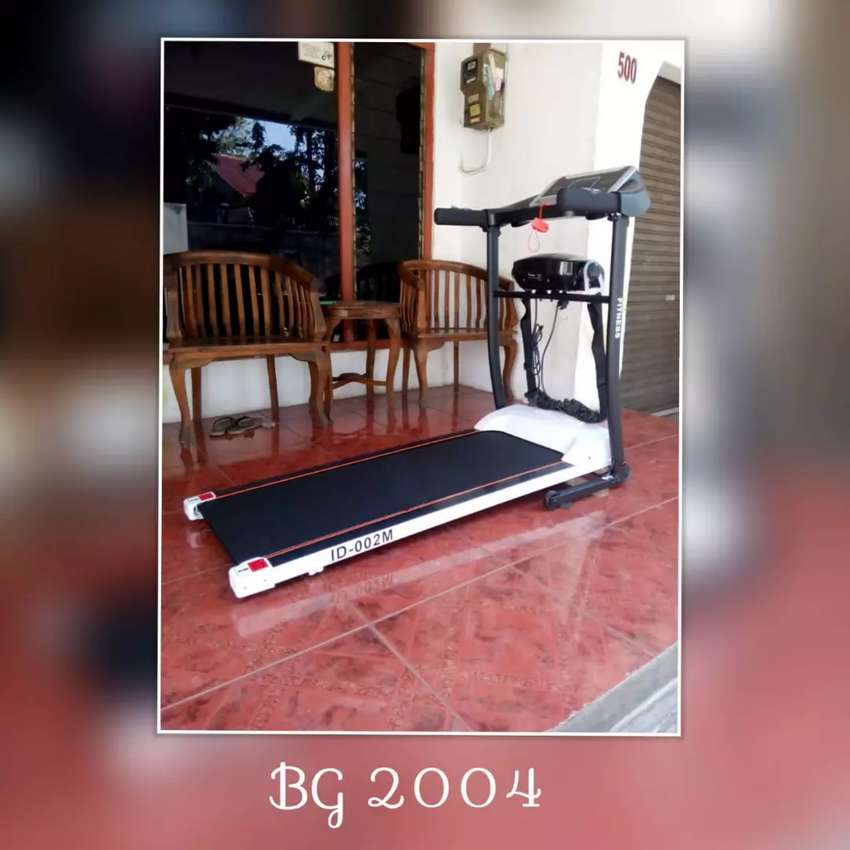 Treadmill Elektrik 002M // Paekwoe ATHH 1519 0