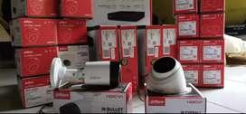 Paket murah camera Cctv husus rumah, kos, pabrik & toko, bergaransi