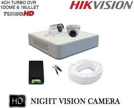 CCTV CAMERA COMBO KIT ₹8999*