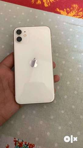 iPhone 11 IS AVAILABLE IN WORKING CONDITION WITH BILL
