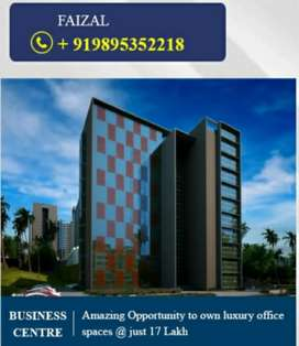 17 Lakhs Office Space for Sale in Township