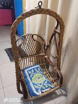 Bamboo Swing Chair