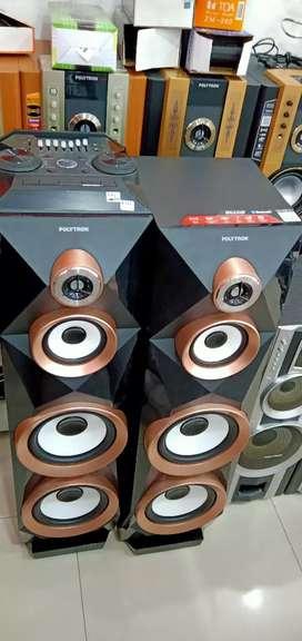 "Speaker Polytron Pas8B - Kredit Bunga 0%, Dp 0 ""3menit,Langsung Angkut"