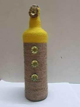 Bottle art thread