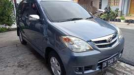Avanza type G th 2010 istimewa