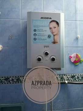 Water Heater Gas Modena # Spesial Mandi Air Hangat