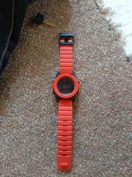 Jam tangan nixon red