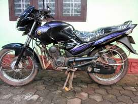 Yamaha Gladiator 2007 good condition. All papers clean. Gud tyres.