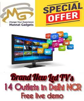 40 inch Smart LED TV // Heavy (discounted) price