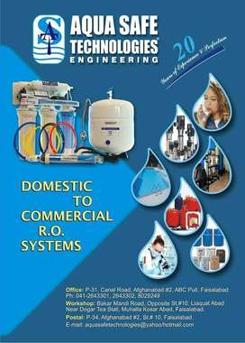 Domestic Revers Osmosis Sys