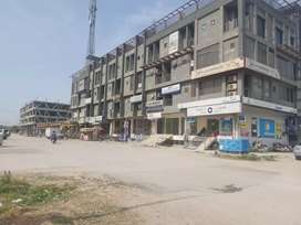 Shops For sale in Aim arcade plaza sector D12 islamabad