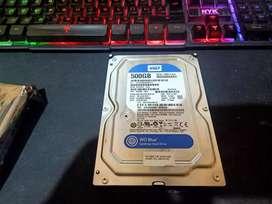 Hardisk HDD 500GB