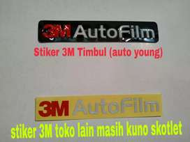 Kaca Film Mobil Promo Suka Suka 1 | 3M Black Beauty + Sun Polar 750rb