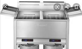 Fryer Rinnai Korea double 1 yers cocking wrenty