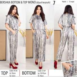 Ready Baju dan Celana Import Bkk Bahan Lembut