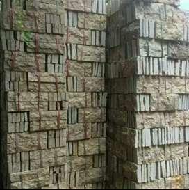 Batu alam palimanan RTM 20x40cm free ongkir untuk. Area depok