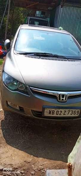 Honda civic ...Wathi toubirkanu
