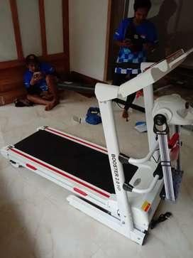Treadmill boster 2hp