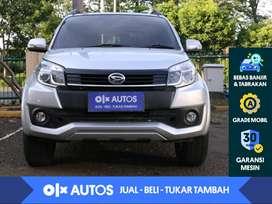 [OLX Autos] Daihatsu Terios 1.5 R A/T 2017 Silver