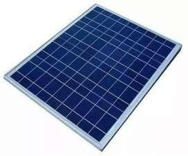 Solar panel solar sel tenaga surya
