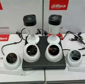 Paketan lengkap camera cctv banyak pilihan