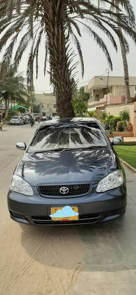 Toyota Corolla GLi 2006 for Sale in Excellent Condition