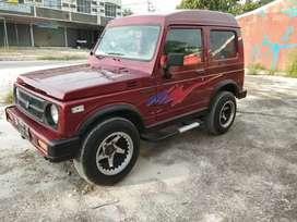 Dijual Mobil Suzuki Katana GX tn 96