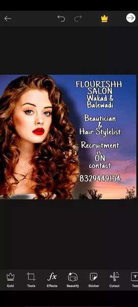 Beautician & Hair Stylist