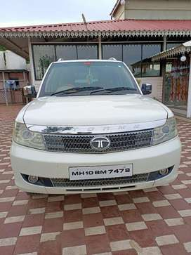 Tata Safari 4x2 VX DiCOR 2.2 VTT, 2014, Diesel