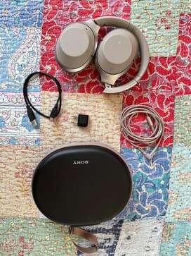 Sony WH-1000XM2 Premium Noise Canceling Headphones