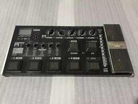 Korg ax3000 efek gitar digital ax 3000