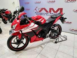 Honda CBR 150cc '16 gagah mewah harga murah. Anugerah motor rungkut