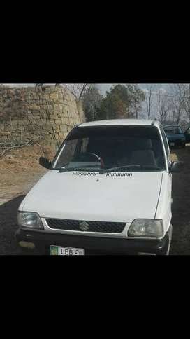 Suzuki Mehran VX 2010 On Easy Installment
