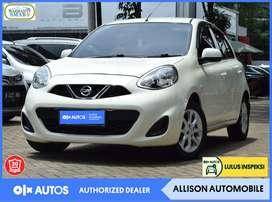 [OLXAD] Nissan March 1.2 L AT 2013/2014 New Model #PartnerTerpercaya