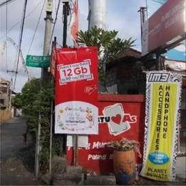 Cetak mmt, banner, spanduk, mug, majalah, vandel, neon box, kaca film