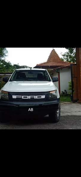 Dijual ford double cabin 2012