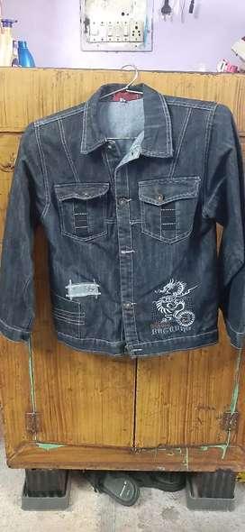 Brand new jeans jacket