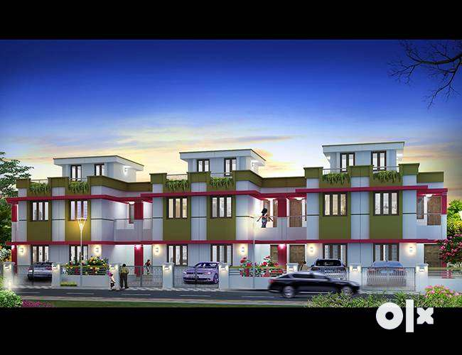 3 bhk gated community villas for sale at palakkad
