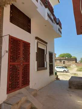 3 Marla double storey house is available akbarabad chowk sialkot
