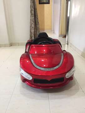 Battery operated Electronic car