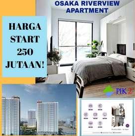 Apartemen Mewah Full Furnished termurah di PIK 2 Utara Jakarta!
