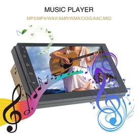 Double din Head unit Android mobil 7inch audio player GPS/Playstore