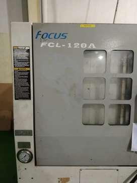 Mesin bubut cnc focus fcl 120