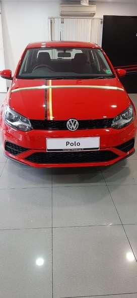 Volkswagen Polo 2020 Petrol 45 Km Driven