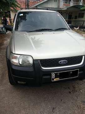 Dijual Ford Escape 2004 XLT 3.0 AT