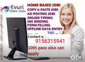 Online jobs part time jobs