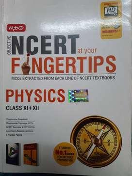 MTG NCERT AT YOUR FINGERTIPS (PHY,CHEM,BIO)
